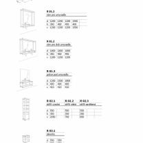 Přehled nábytku R01