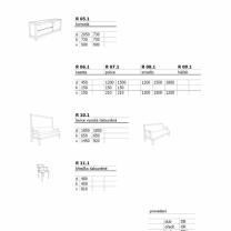 Přehled nábytku R02