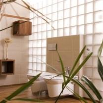 Dřevěný koupelnový nábytek R03