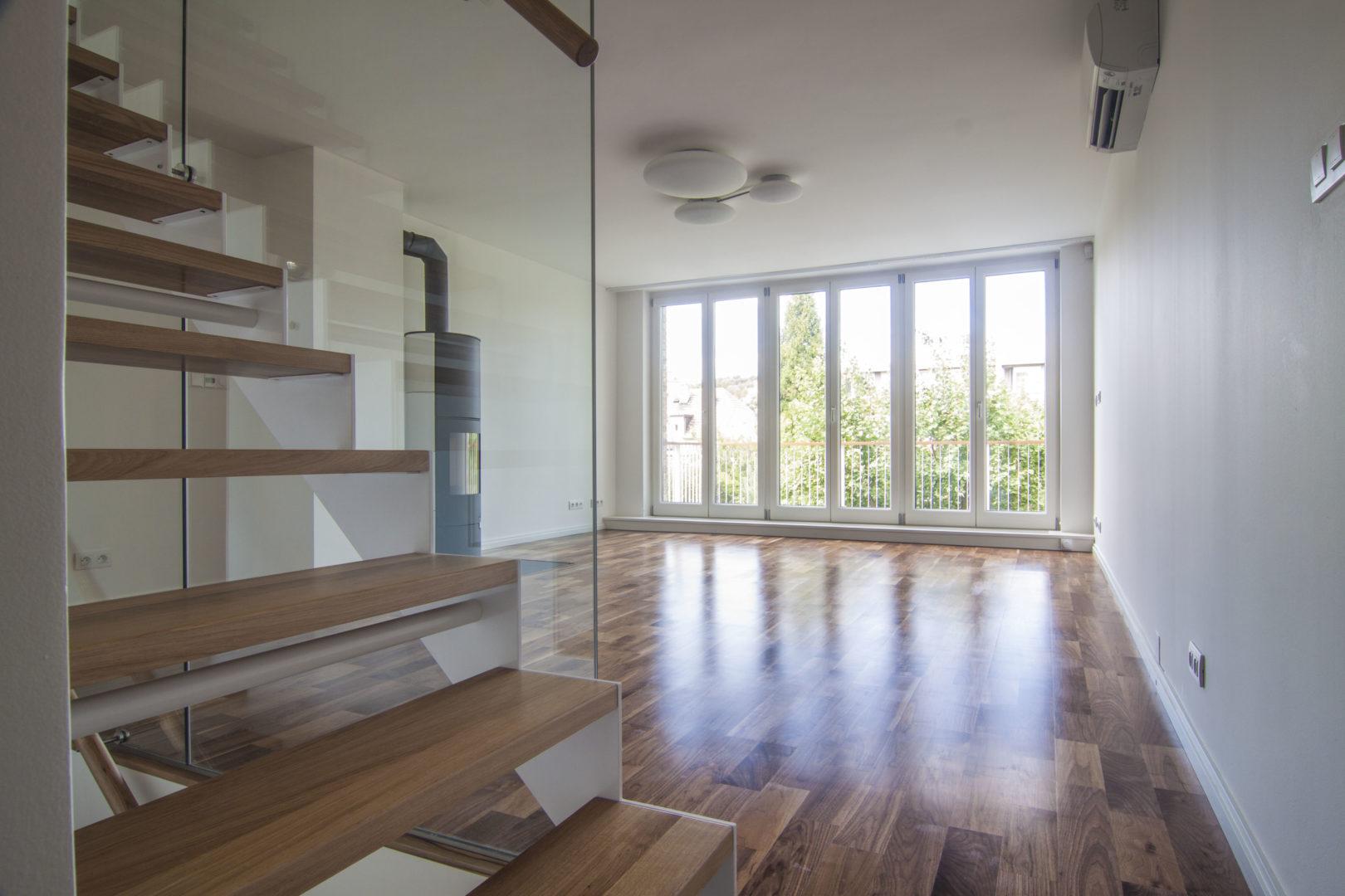 rekonstrukce domu interiér