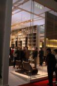 Knihovny na iSaloni Milano 2009