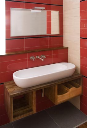 koupelny | 2/2 | D a v i d • A r c h i t e k t i | architektonické ...