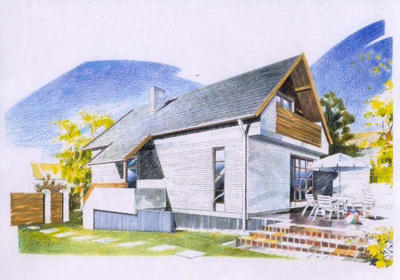 Vizualizace a animace staveb
