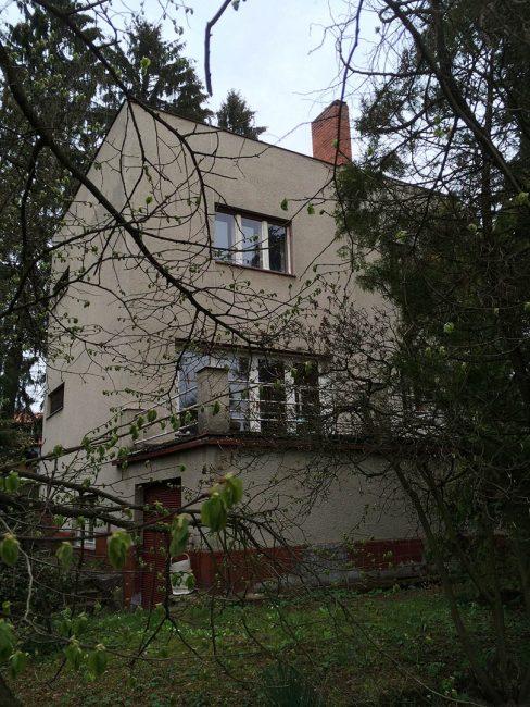 prvorepubliková vila